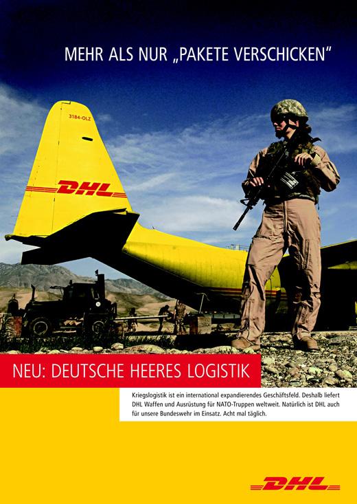 DHL-Plakat als jpg-Datei für Webseiten