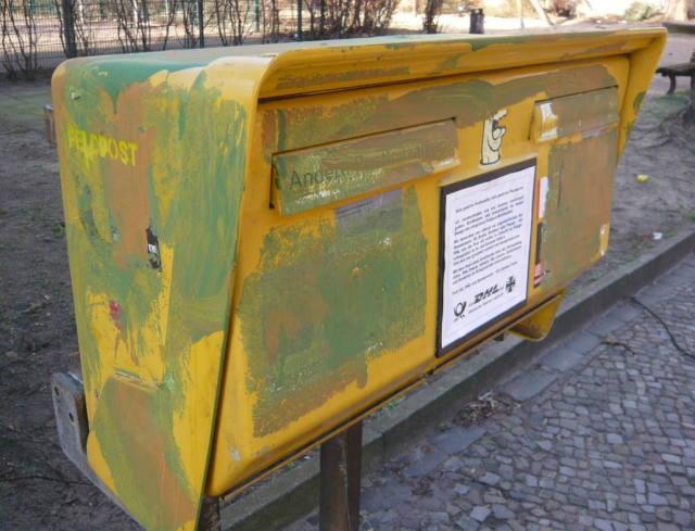 Postkasten Berlin 1